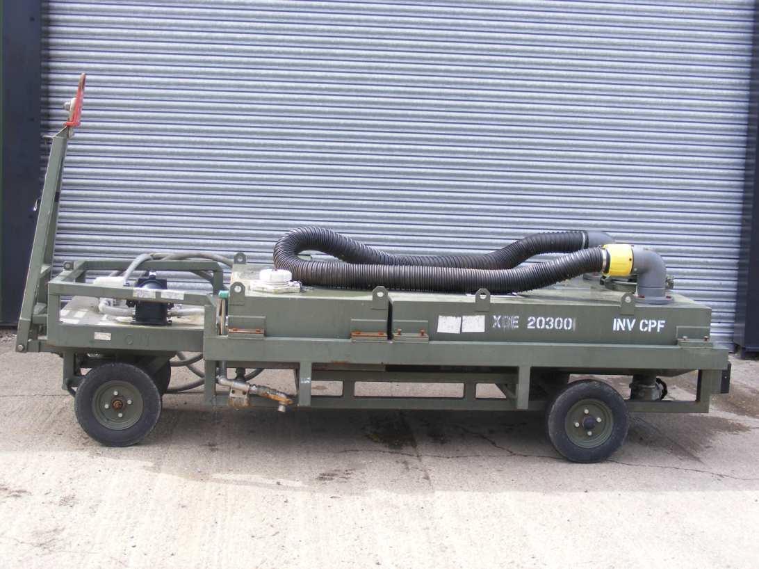 Ground Equipment Supplies Ltd | The UK's leading supplier of quality of ground support equipment.